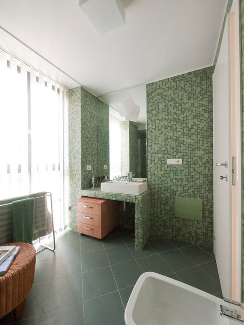 Simple  Tiles What Do You Think Is The Better Choice For A Timeless Ensuite