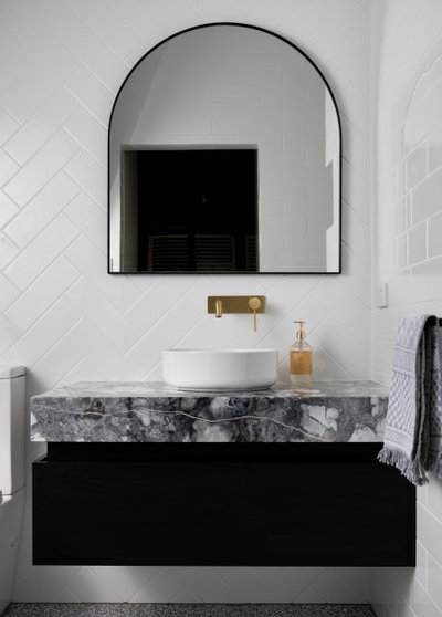 Contemporary Bathroom by Jag Kitchens