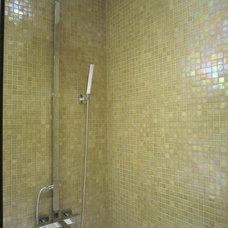Modern Bathroom by B&R Creative Builders