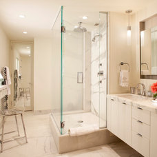 Contemporary Bathroom by Anyon Design