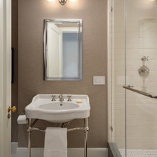 Traditional Bathroom by Sutro Architects