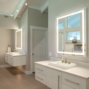 Greene County master bathroom