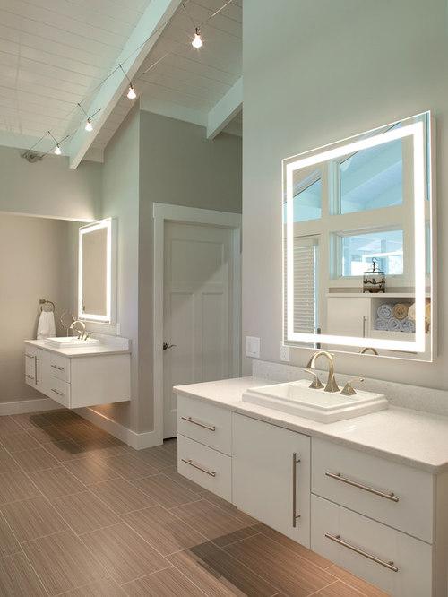 ceiling track lighting bathroom design ideas remodels