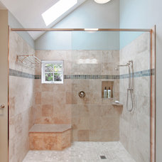 Craftsman Bathroom by First Lamp