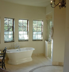 traditional bathroom by Hugh Jefferson Randolph Architects