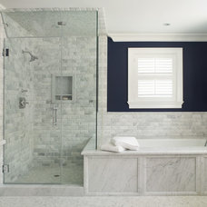 Traditional Bathroom by Sage Homes LLC