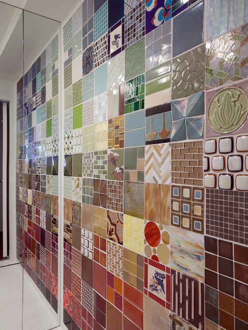 Patchwork Tiles Ideas Pictures Remodel And Decor