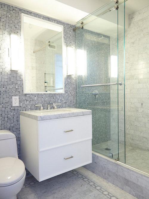 Modern New York Bathroom Design Ideas Remodels Photos