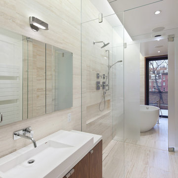 Greenwich Village Townhouse