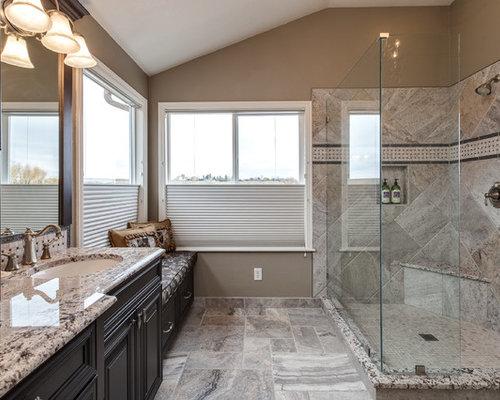 Greenwood village bathroom remodel by jm kitchen bath for Bathroom remodel greenwood in