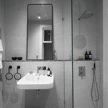 Trendy med et tvist: Minimalistiske badeværelser