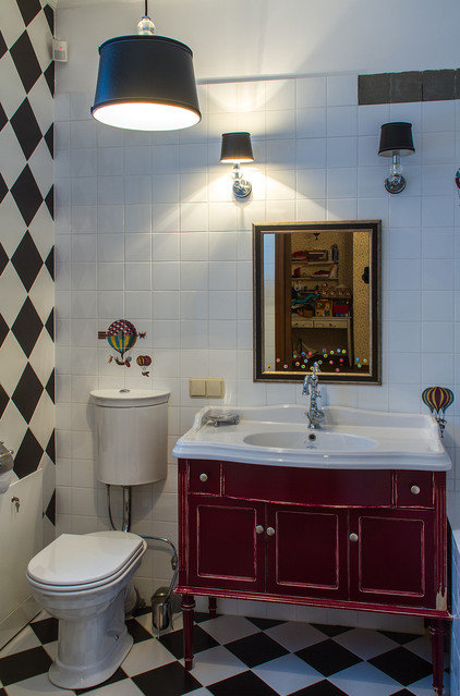 Traditional Bathroom by Marka Interior Factory