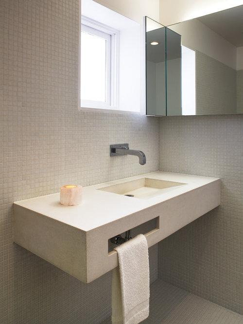 Concrete Sink Houzz