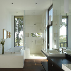 contemporary bathroom by Griffin Enright Architects