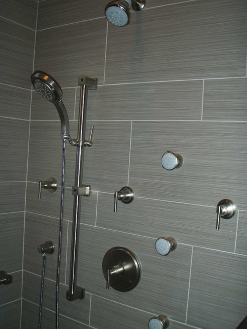 Grohe Body Spray | Houzz