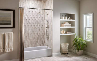 Take a Dip in the Latest Trends for Bathrooms