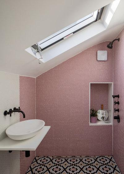 Скандинавский Ванная комната by Mike Tuck Studio Architects