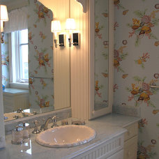 Traditional Bathroom by Vincent Greene Architects