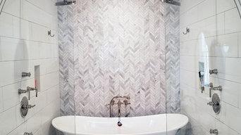 Grouped Bathroom Remodels