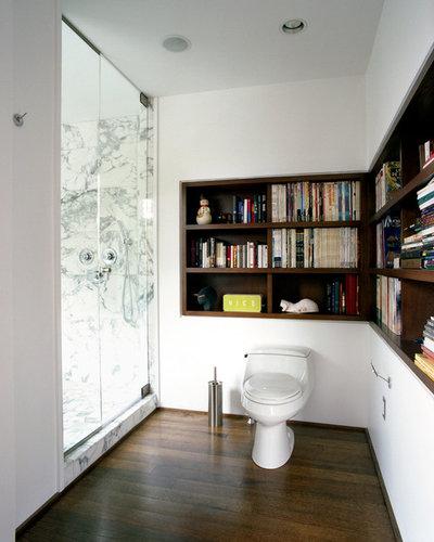 Modern Badezimmer by Stephen Chung, Architect