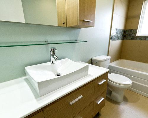 1960 39 s split level remodel for Bathroom remodel 1960s