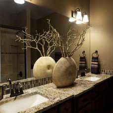 Contemporary Bathroom by Designer's Touch