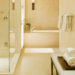 traditional bathroom by Forum Phi