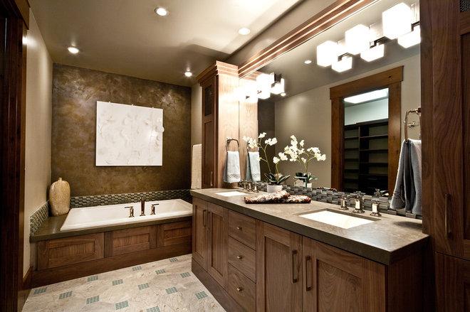 Contemporary Bathroom by Jaffa Group Design Build