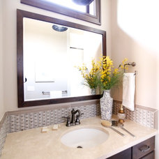 Contemporary Bathroom by Jennifer Baldwin Design