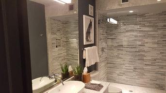 Guest Bath Remodel in River Oaks Area of Houston, TX