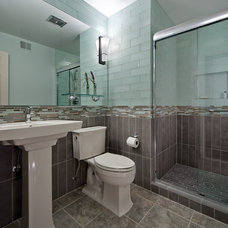 Contemporary Bathroom by Fisher Group LLC