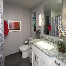 Contemporary Bathroom by L.EvansDesignGroup,inc
