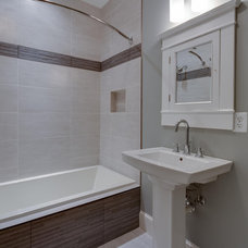 Traditional Bathroom by Tradition Homes