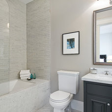 traditional bathroom by Cardea Building Co.