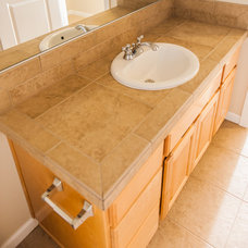 Traditional Bathroom by Double J Construction Inc
