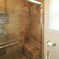 Traditional Bathroom by Sylvie Meehan Designs