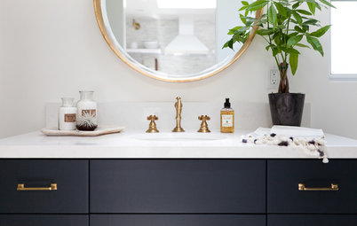 Bathroom Countertops: The Pros and Cons of Engineered Quartz