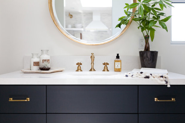 Bon Bathroom Countertops: The Pros And Cons Of Engineered Quartz