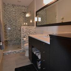 Traditional Bathroom by Fox Interiors