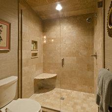 Contemporary Bathroom by R.A. Praught