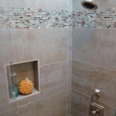 Contemporary Bathroom by Fiorito Interior Design