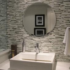 Contemporary Bathroom by Urban Ideas Inc.