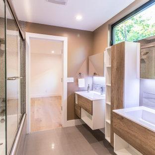 Guest Bathroom | Urban Oasis Complete Home Remodel | Studio City, CA