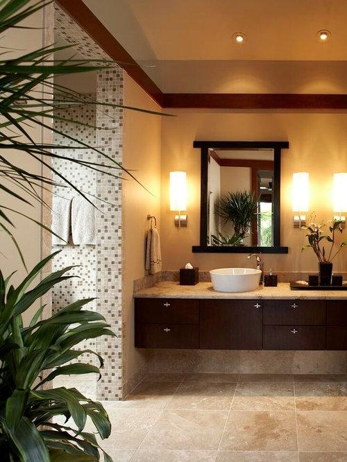 Asian Hawaii Bathroom Design Ideas Remodels Amp Photos