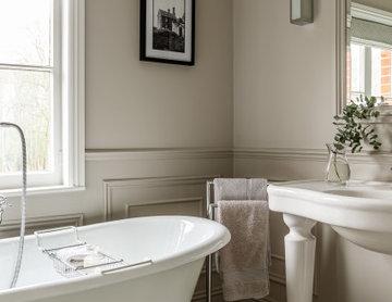 Guest Bedroom & Bathroom