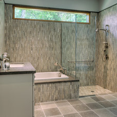 Eclectic Bathroom by RD Architecture, LLC