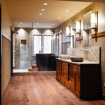 Guest House & Remodel in Forest Hills