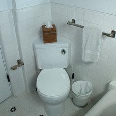 Traditional Bathroom by Maiocco Designs