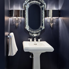 Contemporary Bathroom by Holly Bender Interiors