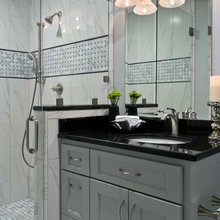 Room of the Day: A Stylish Guest Bath With Universal Design